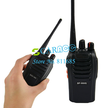 Newest Portable BSD-580 400-470Mhz Mini Walkie Talkie Professional Two Way Radio Intercom VHF/UHF FM Transceiver 10335