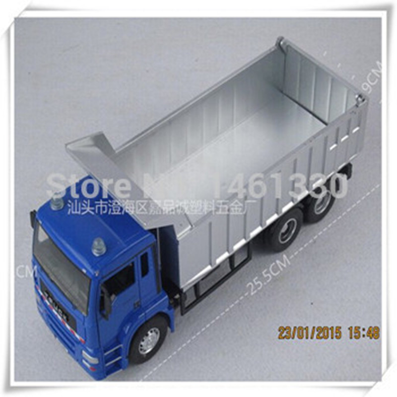 Tipper truck model car kids toys car scale models miniatures truck rc car miniature modelador toy trucks and trailers camion(China (Mainland))