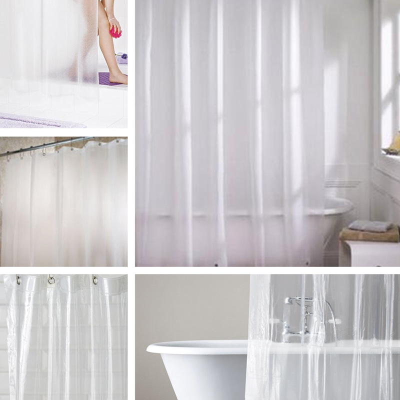 Online Buy Wholesale Clear Shower Curtain From China Clear