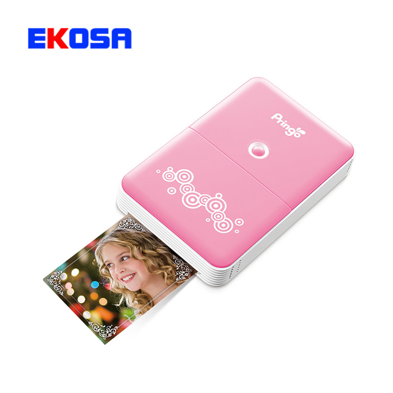 Pocket Smart Mobile Phone Photo Printer WiFi Portable Mini Photo Printer for iOS and Android devices Smartphone