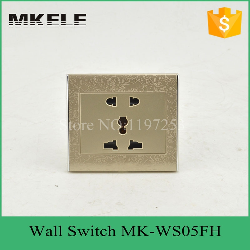 MK-WS05FH cheap British standard wholesale hotel useful 2 pin and 3 pin socket wall mount switch and socket for OEM ODM<br><br>Aliexpress
