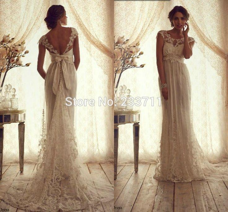 Bohemian mermaid backless cheap wanda borges anna campbell for Bohemian mermaid wedding dress