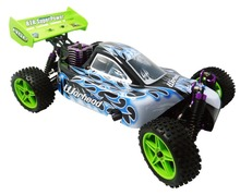 Buy HSP Rc Car 1/10 Scale Nitro Power 4wd Remote Control Car 94106 Road Buggy High Speed Hobby Car Like REDCAT HIMOTO Racing for $175.90 in AliExpress store