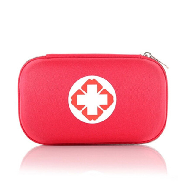 2016 New High quality first aid kit survival bag Outdoor Emergency kit family first aid box 20*14 *5 CM(China (Mainland))
