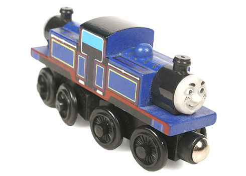 Thomas And Friends Train Car Wooden Car Toy Engine Train Toys No.08 MOLLY(China (Mainland))