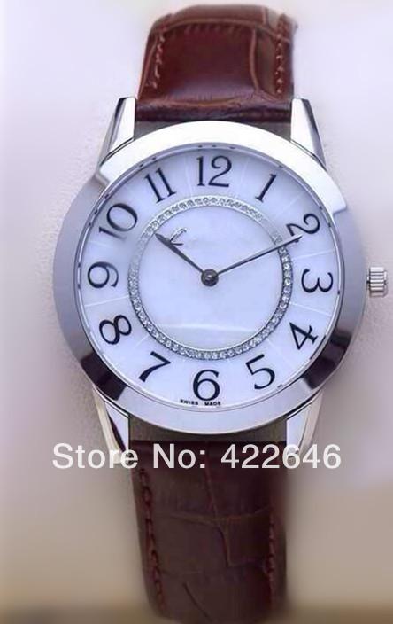 Luxury Brand Leather Strap Quartz Watch Men Dress Wristwatch Jaege Fashion Casual Men's Military Watches - Betterservice Tech Co.,ltd store