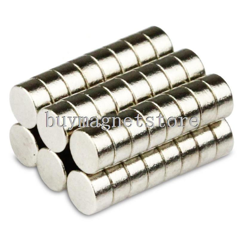 3*1.5 200 Pcs Strong Round Disc Rare Earth Neodymium Magnets 3mm x 1.5 mm Grade N35ndfeb Neodymium  magnets<br><br>Aliexpress
