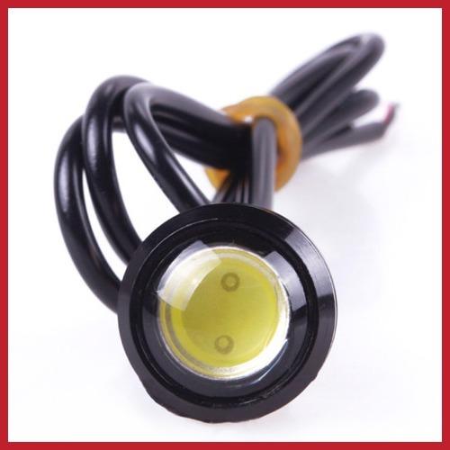 rising stars bargaineer 2Pcs 9W LED Auto Car Reverse Eagle Eye Light Screw Bulb Backup DRL Fog Lamp Hot hot promotion(China (Mainland))