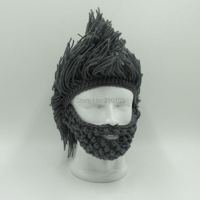 Compre Peluca Barba Sombreros Hobo Científico Loco Rasta Hombre De ...