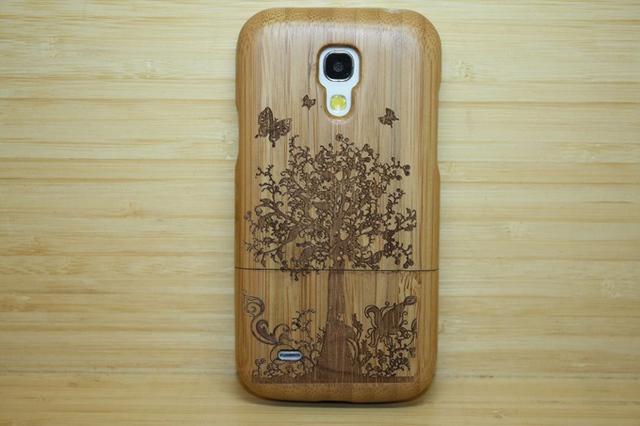 Case Samsung Bamboo Wood różne wzory