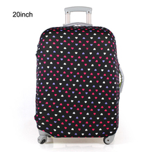 Free Shipping Travel Luggage Suitcase Protective Cover, stretch,made for 24inch case, apply to 22 to 26inch Cases,7 colors M1226(China (Mainland))