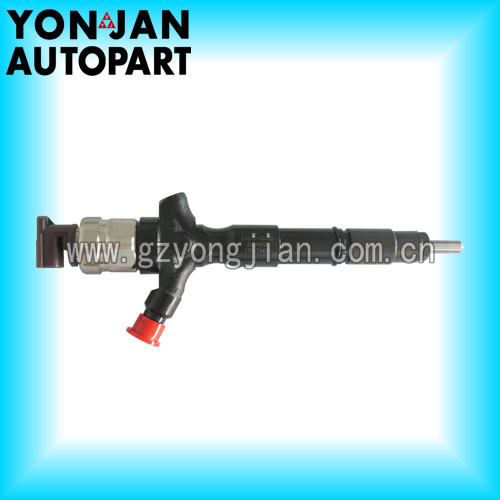 Genuine Common Rail Injector Diesel Injector 23670-30420 For Toyota Hilux 2KD FTV(China (Mainland))