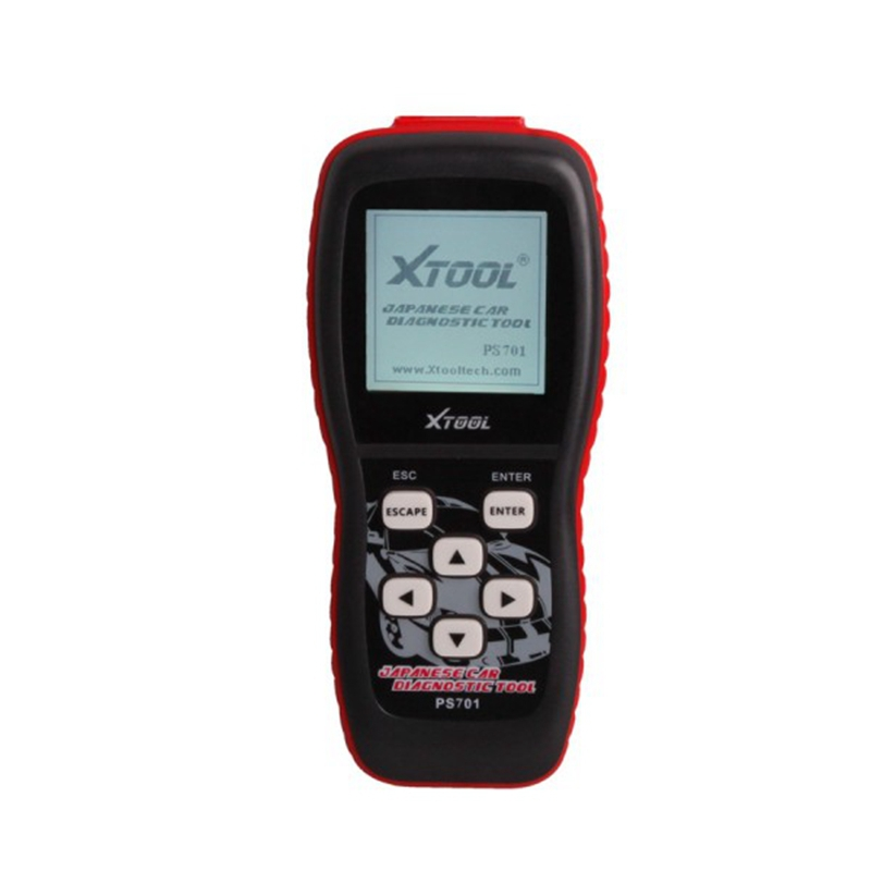 2015 Super Free shipping Oringinal XTOOL PS701 Japanese Car Diagnostic Tool Update online Free(China (Mainland))