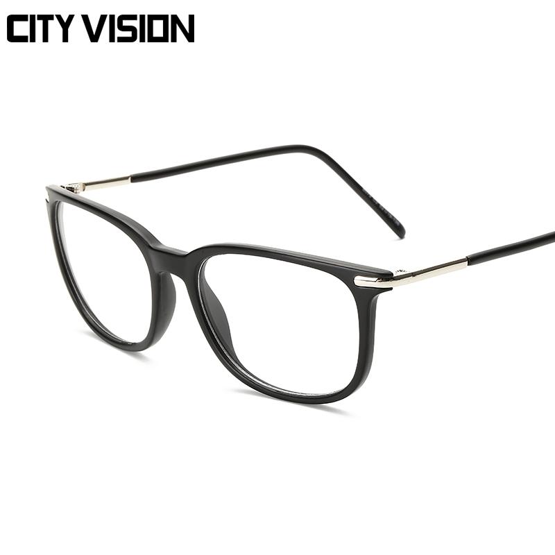 2016 new Eyeglasses frame Fashion Female Spectacles Clear Lens Women Eyewear Original Brand square glasses Anti UV Glasses Men(China (Mainland))