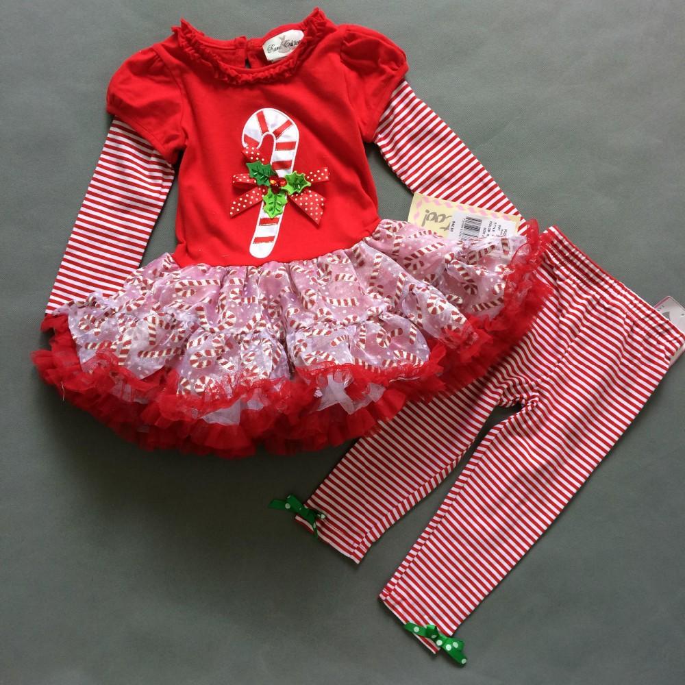 1601318574_1761278060. Дети одежда для новорожденных девушки рождество шоко