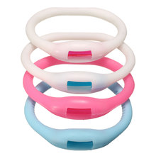 4 Color Pest Control Mosquito Repeller Bracelet For Kids Woman Man Outdoor Supplies Hand Repellen Wholesale