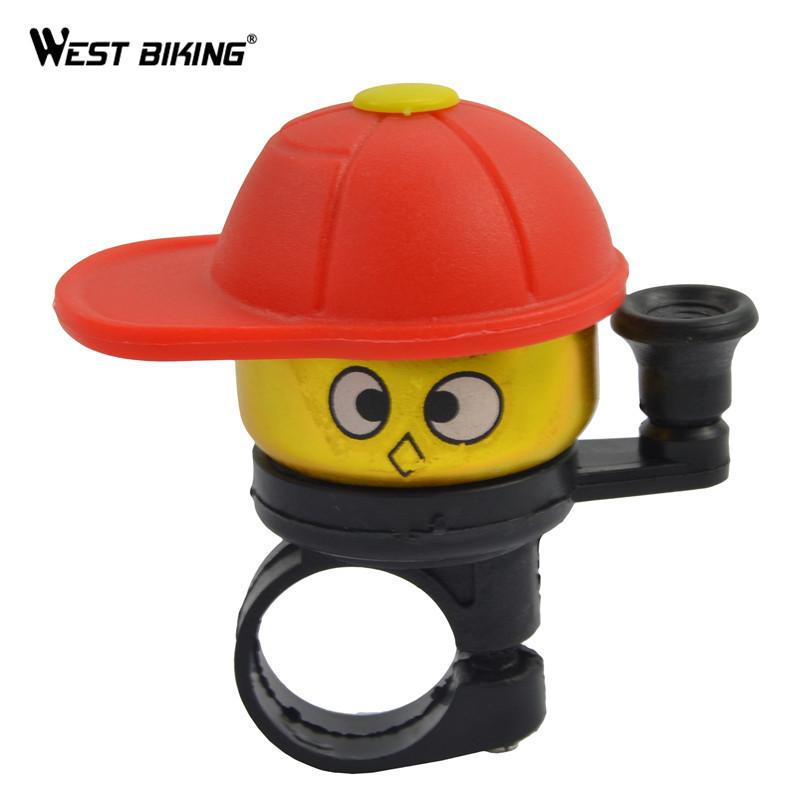 Bike Bell Cartoon Design Sound Ring Horn Bell Bicycle Accessories MTB Road Riding Fold Bike Cycling Bicycle Alarm Ring Bell(China (Mainland))