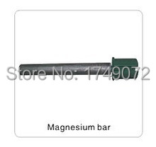 High quality solarwater heater magnesium bar Cleaners,solar collector Purifier,NEW(China (Mainland))