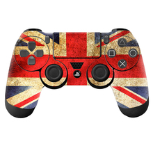 England PS4 Controller Skin Stickers Decals Protective Skin for Playstation4 PS4 Dualshock4