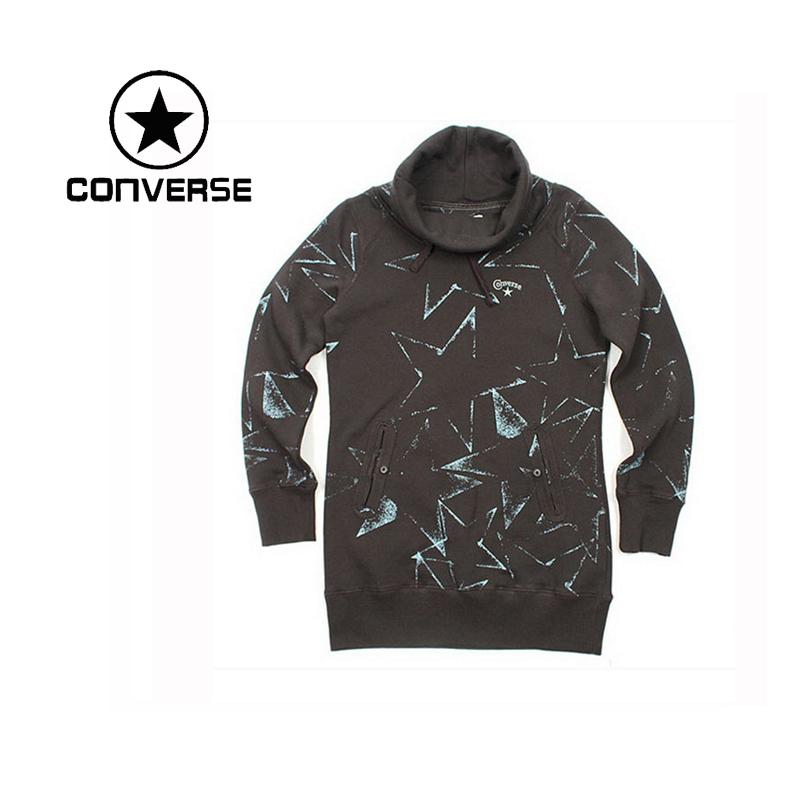 Original Converse women's knitted pullover S411W202002 Jerseys Sportswear free shipping(China (Mainland))