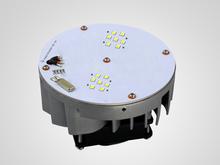Free shipping fedex Fins heat sink 14led/pcs 60w led Retrofit Kit lamp for shoebox parking lot light ,100-277V(China (Mainland))