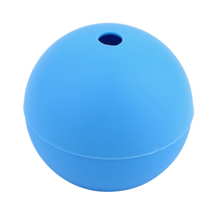 1 pcs Ice Ball Maker 2.5 inch Silicone Mold Sphere Large Tray Whiskey DIY Mould Worldwide FreeShipping(China (Mainland))