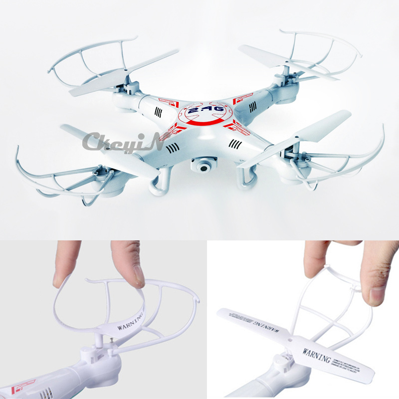 LED Navigation 6 Gyro 4 Channel Radio Control Helicopter 4CH RC Remote Control Quadcopter Drone with