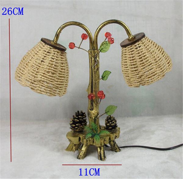 Aliexpress.com: comprar madera ambiental creativo lámpara de ...