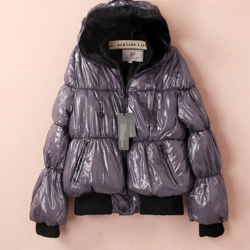 Hot Sale female thick down jacket 2015 winter outwear women slim short down coat clearance wholesale(China (Mainland))