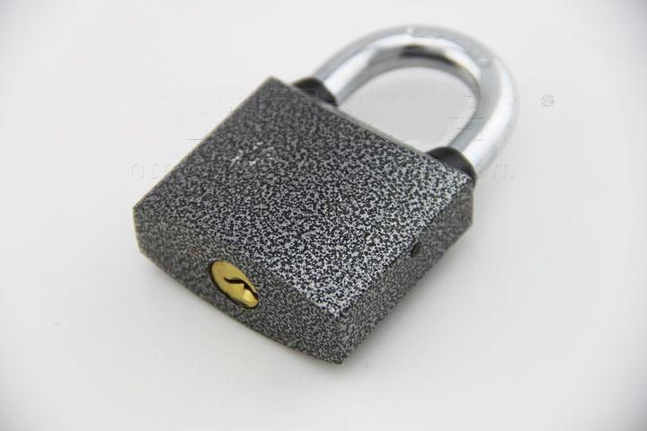 Locksmith tools supplies Plum licensing practice cutaway padlock lock locksmith lock unlock technology