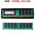 for AMD and all desktop memory DDR RAM 400Mhz 333Mhz 266Mhz 512Mb 1Gb 2Gb 512