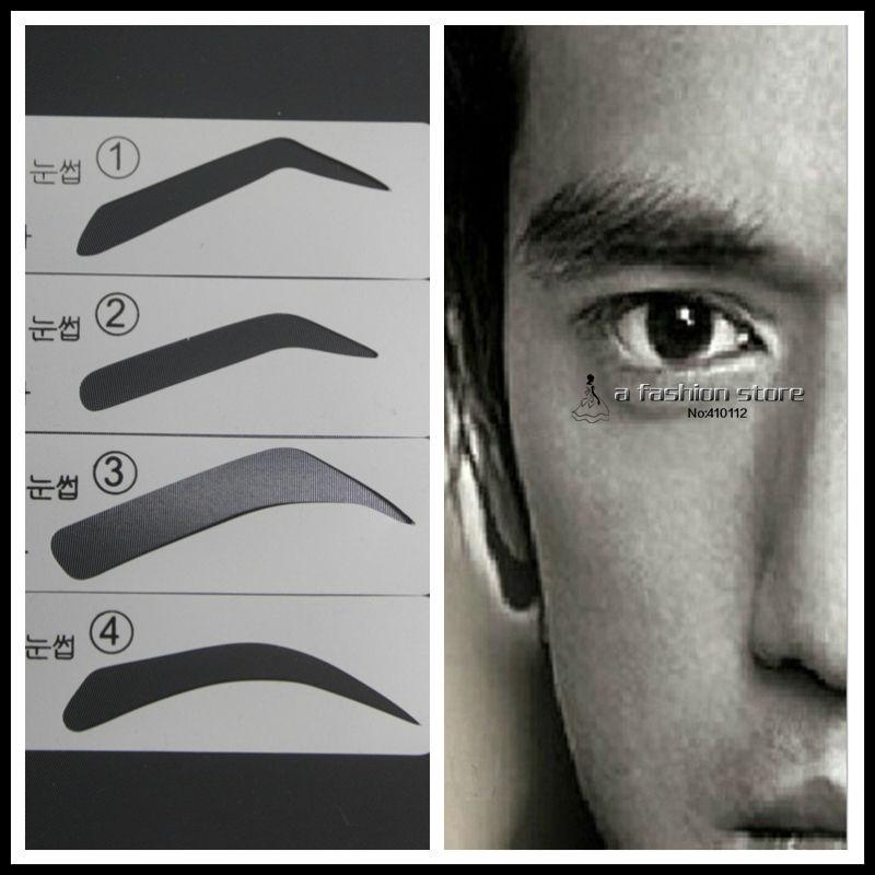 Как сделать идеальные брови мужчине