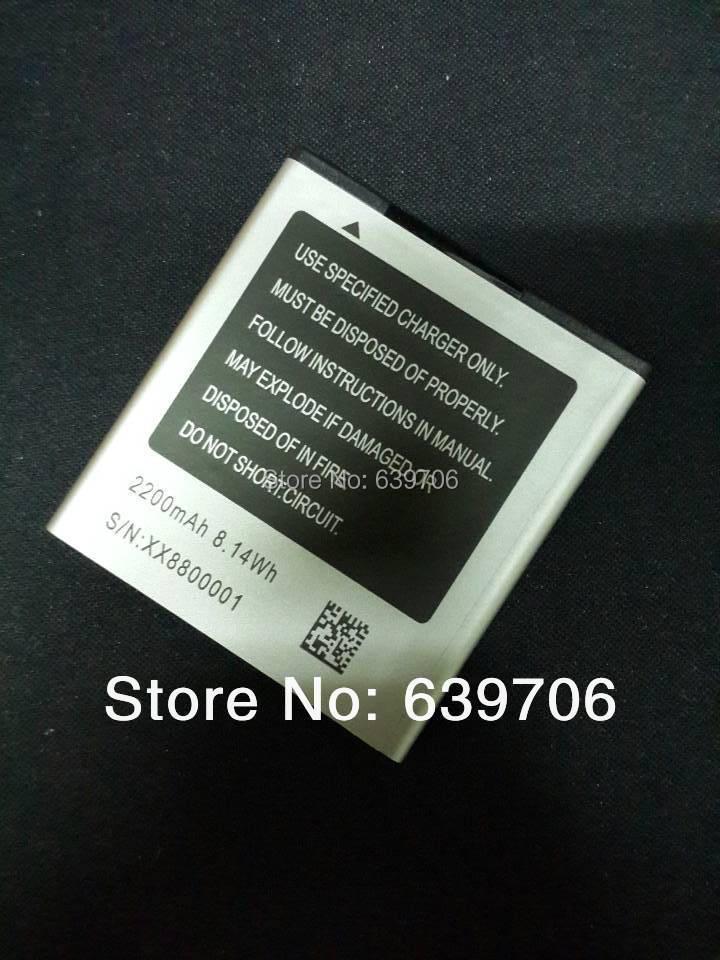 Original Android Phone Capacity 2200Mah Battery Fit 4.3 inch Star F9006 MTK6582 - guanshu xu's store