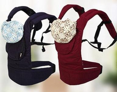 Ergonomic Baby Carrier Cotton Baby Backpack Infant Kangaroo Multifunctional Newborn Sling Wrap 3 Ways Activity&Gear Suspenders