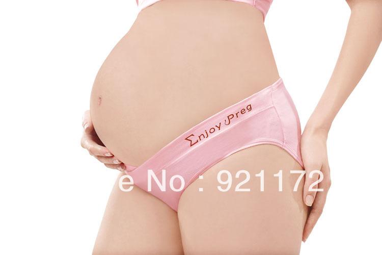 Трусики для беременных Amigoy vampish 100% enjoyPreg