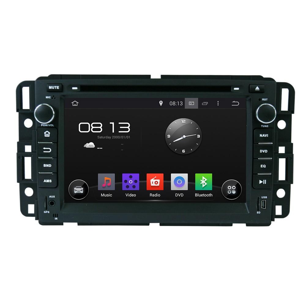 Quad Core 16GB Flash Android 4.4 Car DVD Player for GMC Yukon Savana Sierra Tahoe Acadia Denali Chevrolet Chevy+8GB Card<br><br>Aliexpress