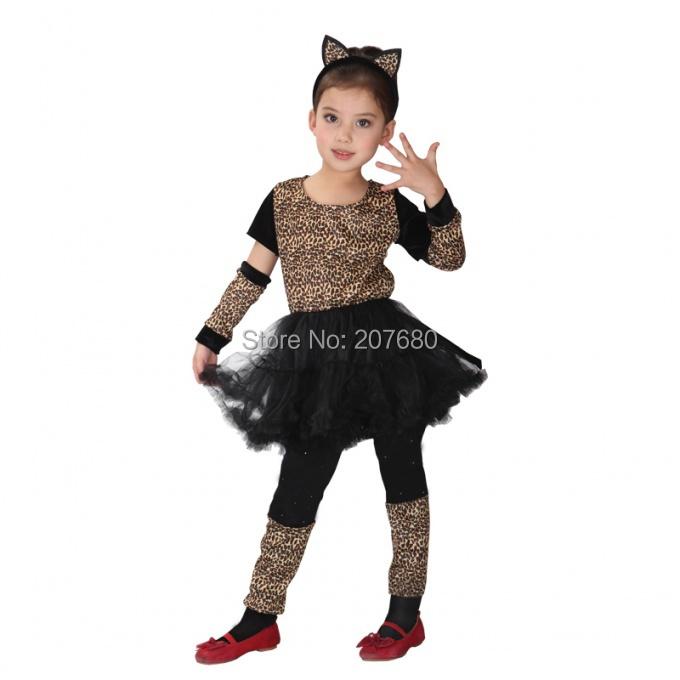 Kids Halloween Cat Costumes Cat Costumes For Kids Little