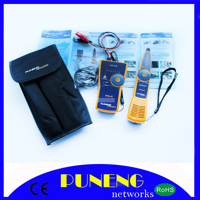 Wire Locator Cable Tracker Phone Line Network Finder PUNENG PN-F-C Wire Tracker(China (Mainland))