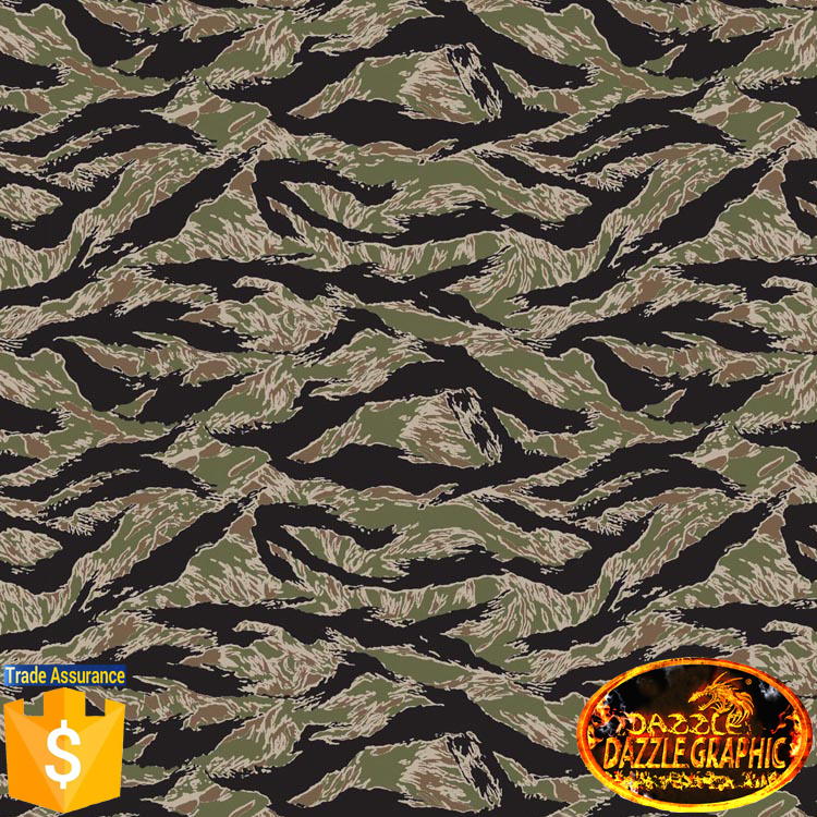 Free Shipping Dazzle Graphic Blank Water Transfer Printing, Regular Camouflage DGDAC021 Size 0.5m x 2m Japan Hydrographics Film(China (Mainland))