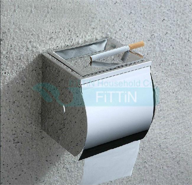 Accesorios De Baño De Acero Inoxidable:Envío gratis accesorios de baño de acero inoxidable Toliet rollo de
