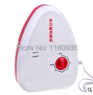 portable ozone generator air purifier water ozonizer ionizer ozonator ozone purifier AC220V oxygen machine with 400mg/h(China (Mainland))
