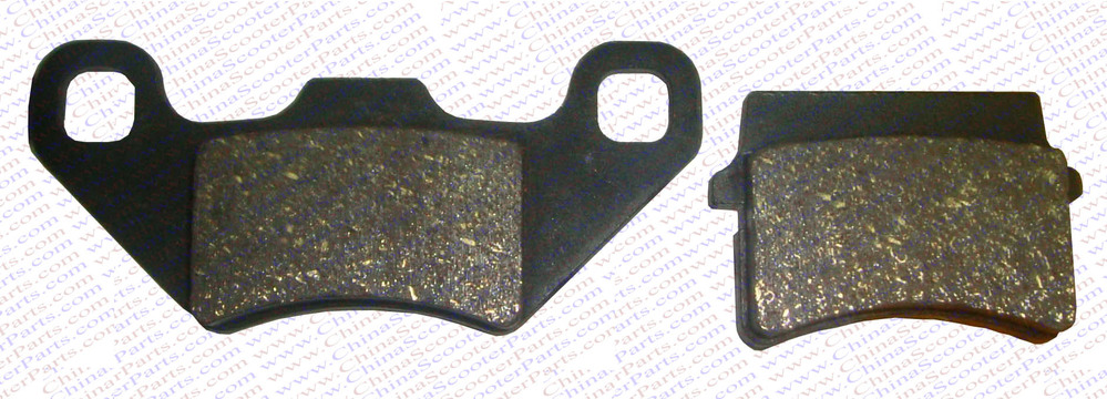 Brake Pad 50CC 70CC 90CC 110CC 125CC 140CC 150CC 160CC 200CC 250CC ATV Quad Dirt Pit Bike Parts(China (Mainland))