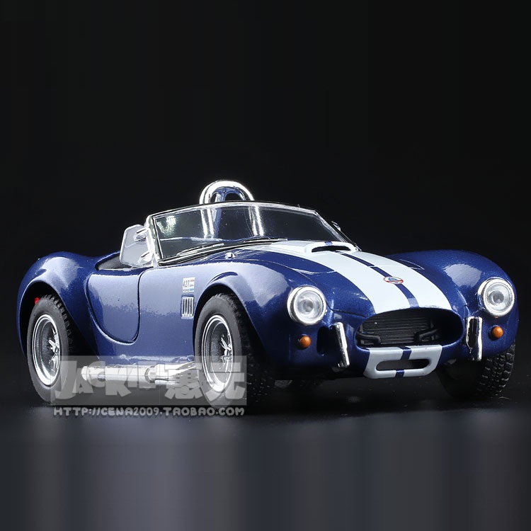 1:32 Ford 1965 Shelby Cobra 427S/C Alloy Car Model High Simulation Exquisite Diecasts Vehicles Car Styling Toy(China (Mainland))