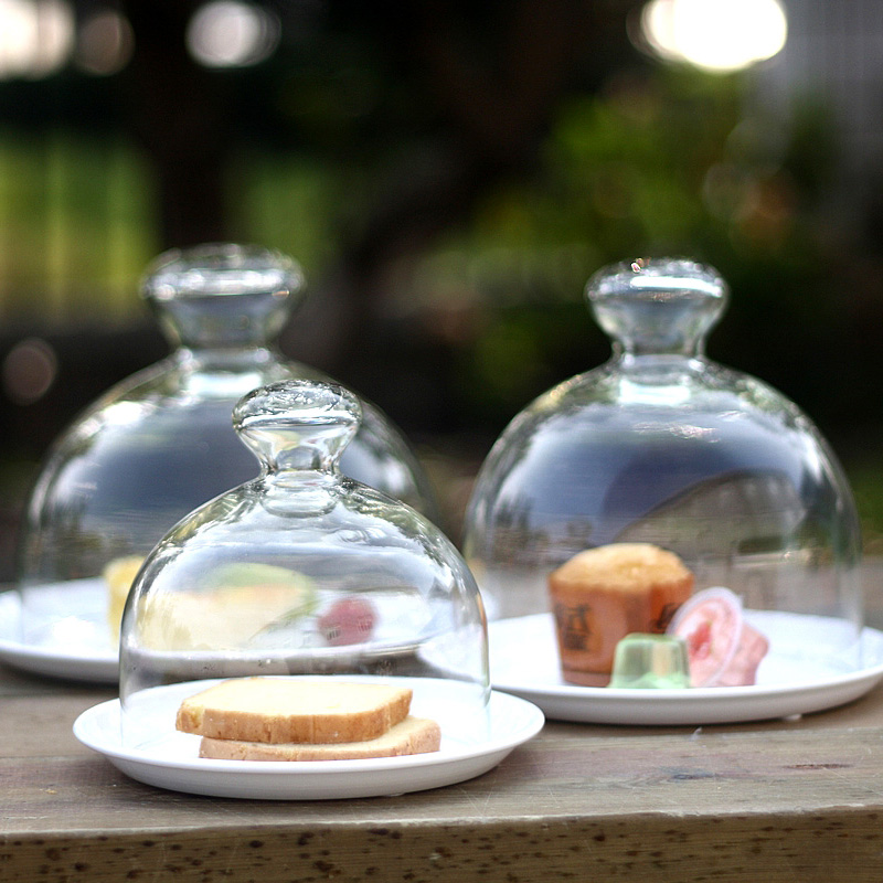 Mini Cake Stand With Lid
