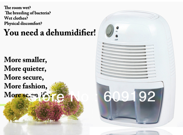 100-240V 250ML per day Portable home dehumidifier Low noise Energy saving and environmental protection free shipping