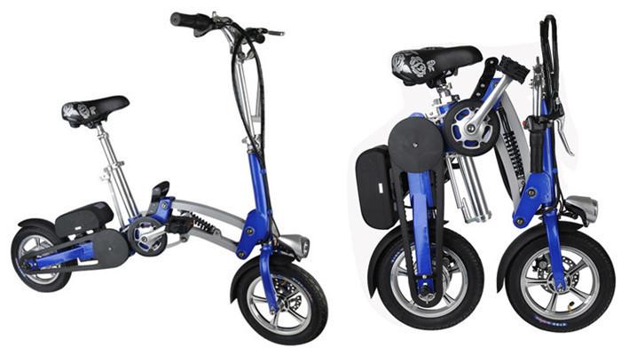 12 inch Folding E Bike electric bicycle