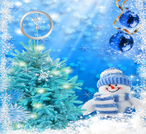 1.25 W x1.5 H m Cheap Backdrop Christmas Tree Warming With Snowman Photography Background Vinyl Top Quality Backdrop 4x5ft