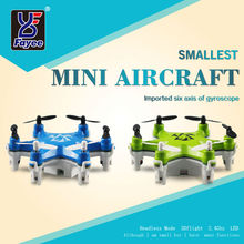 New kids toys Product Mini Drone FY805 4CH 2.4G 360 Degree Roll Pocket Drone LED Plane Model Toys RC 6-Axis Aircraft VS JJRC H20