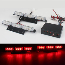 Buy 2 X 9LED Grille Flash Automotive Vehicle Warning Light Emergency Lighting EMS Police Truck Car Strobe Light Strobe Lamps Flasher for $16.68 in AliExpress store