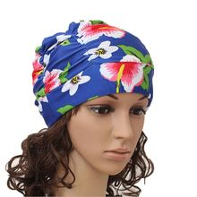 Fashion Women Soft Comfortable Swim Bathing Hat Flexible Nylon Lycra Elastic